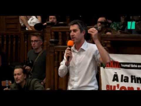 [AUDIO] Bourse Du Travail (4 avril) Lordon, Ruffin, cheminots, hôpitaux, étudiants...