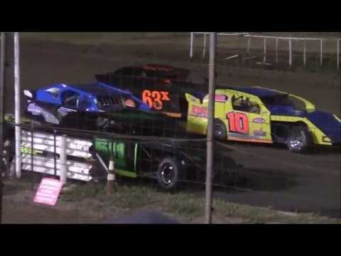 IMCA Southern Sport Mods at Lubbock Speedway 7-15-16
