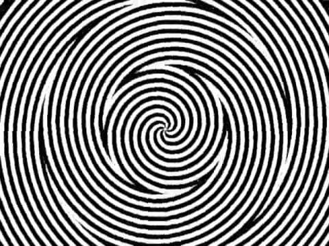 ever optical illusion without word drugs dizzy