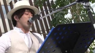 2014/07/19アリオ橋本 「Ario Live Selection」より ♪やっぱり地球は青...