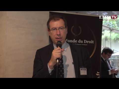 Campus 2016 : Antoine de la Chapelle, General Counsel,  Groupe Latecoere