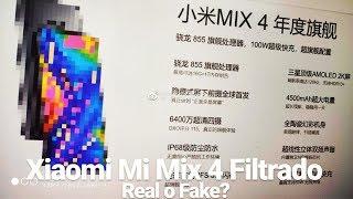 El Xiaomi Mi Mix 4 Filtrado es Brutal pero Fake... o no?