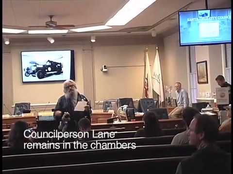 Council SHUTDOWN over AMORED ATTACK VEHICLE