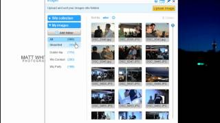 How to Add Pictures to your Wix Website