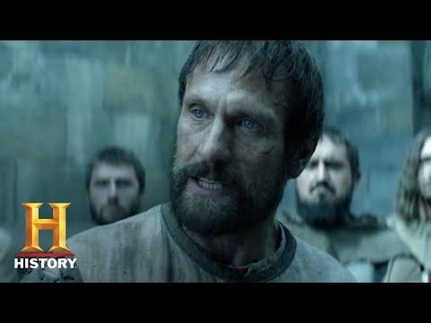 Knightfall: Season Two Official Trailer | Drama Series Returns March 25 | History