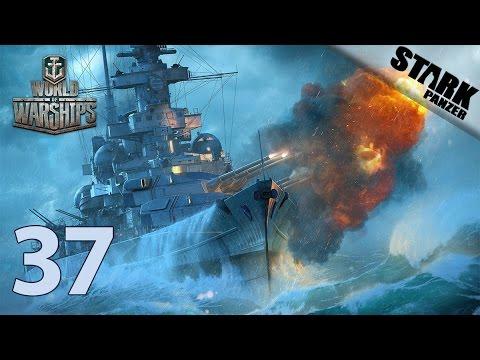 World Of Warships - 37.Rész (Scharnhorst) - Stark
