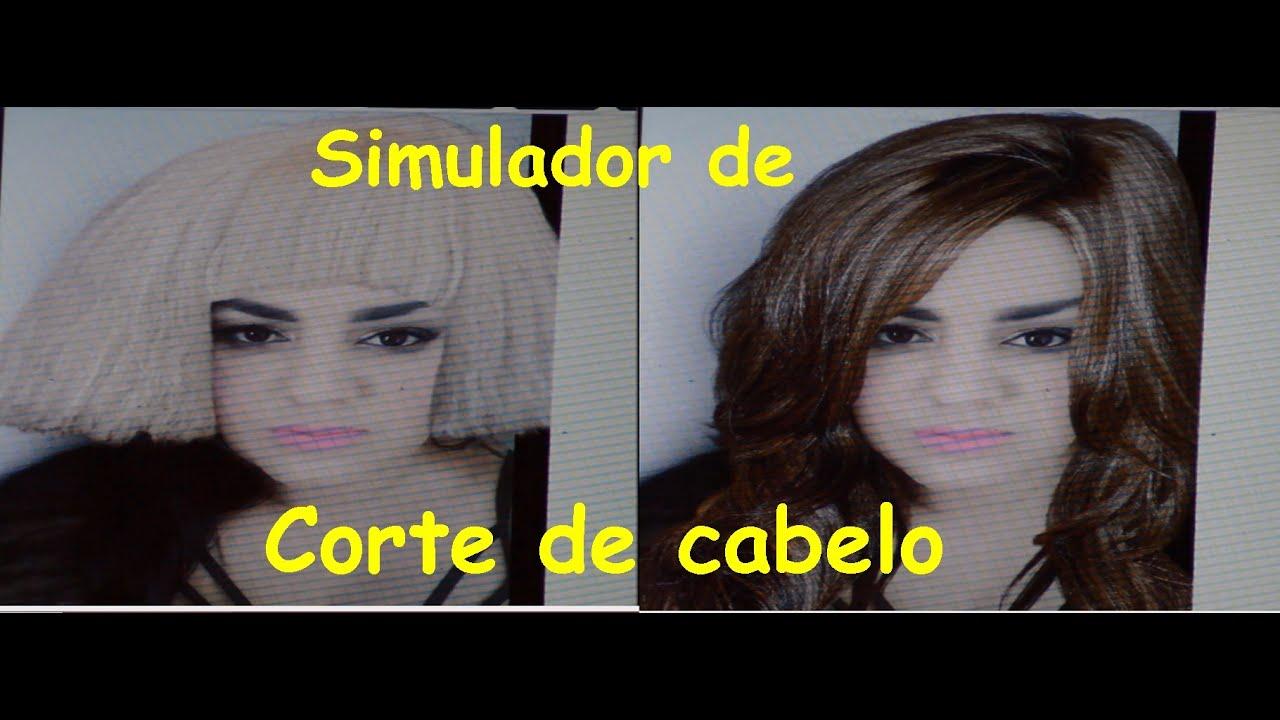 Simulador de corte de cabelo youtube for Simulador cocinas online gratis