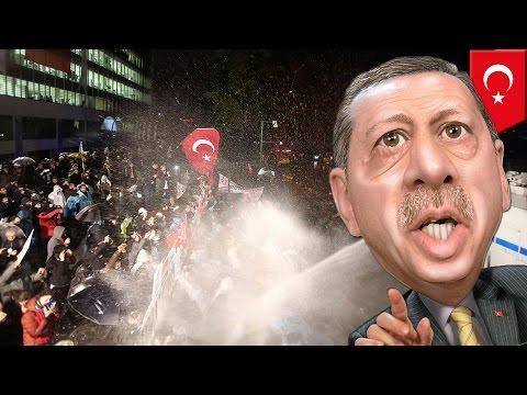 Turkey seizes Zaman newspaper: Erdogan goes dictatorship, destroys media freedom