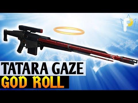 The One-Shot Body Sniper: GOD ROLL TATARA GAZE!