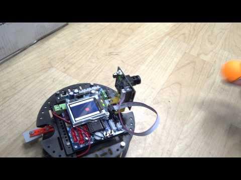 Pixy Camera - Pingpong Tracker 2
