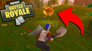 *SOLVED* Follow the treasure map found in Snobby Shores (Fortnite Battle Pass Guide)
