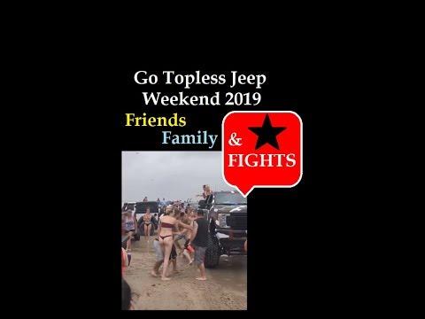 Dana McKenzie - 2019 Go Topless Jeep Weekend Crystal Beach Texas Disaster