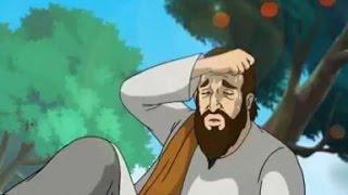 Gambar cover cerita raja jadi tukang kebun, Kisah teladan islami
