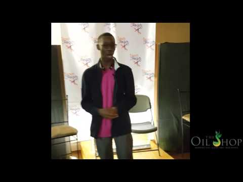 Poet, Quan Brown (SouthWestern Classical Academy)