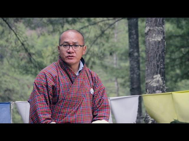 Vice President Sonam Tobgay talks about BKP President