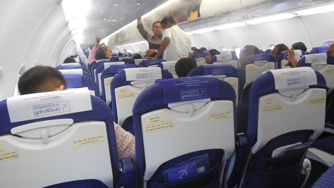 Fly Budget IndiGo A320 Cochin-Mumbai - YouTube