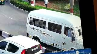 Bangalore accident