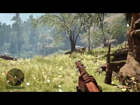 Far Cry Primal Fire Bomb Crafted Details Via Roshani Spear