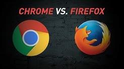 Chrome oder Firefox: Welcher Browser passt zu Ihnen?   CHIP