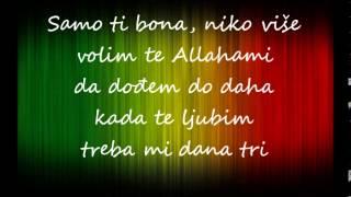 Sajfer ft. Jala & Buba Corelli - Marijana(Tekst na ekranu)