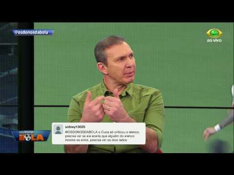 Mattos Quer Tirar A Pressão Sobre Cuca, Diz Velloso