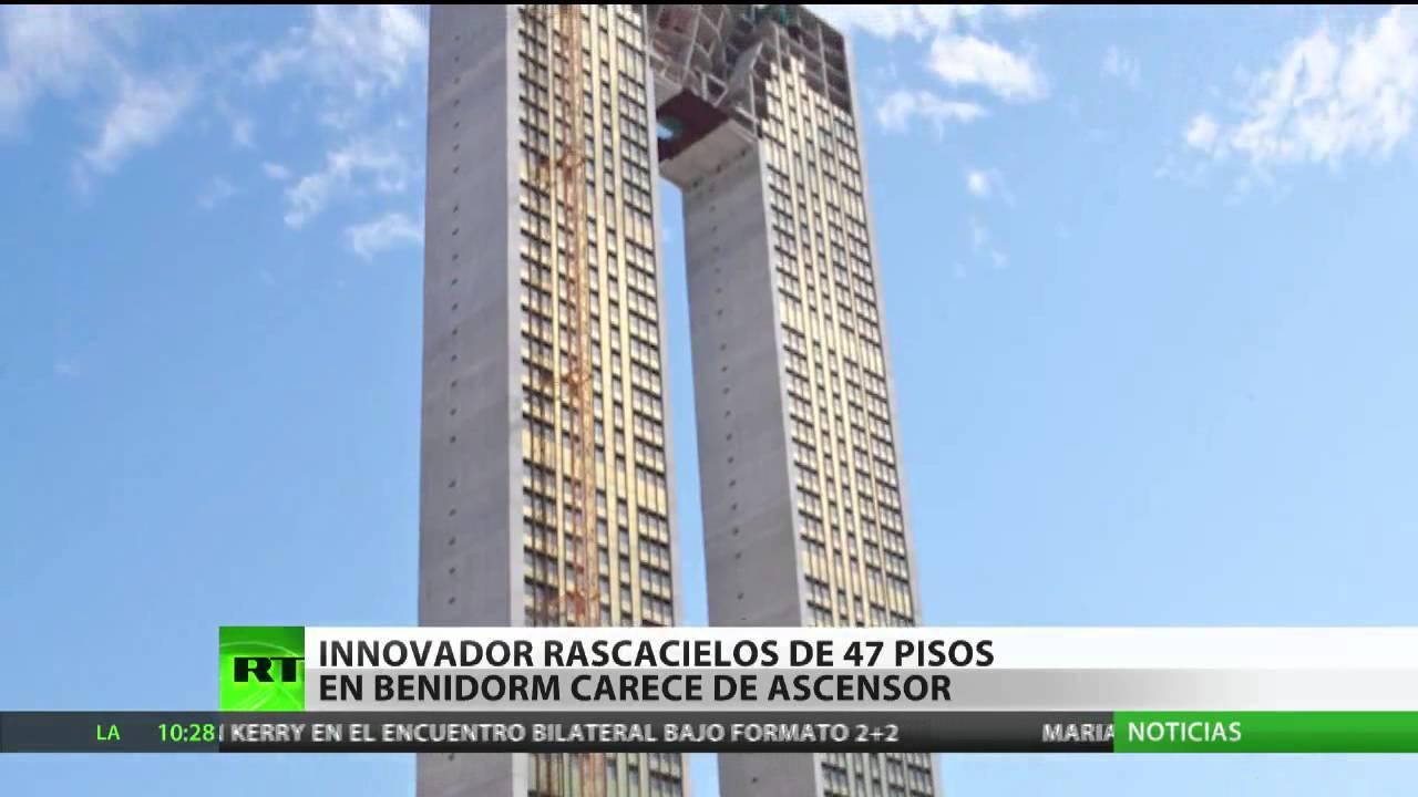 los arquitectos dejan al rascacielos residencial ms alto de la ue sin ascensor youtube