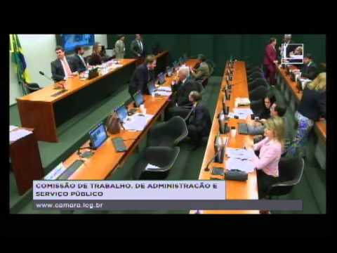TRABALHO, ADMINISTRAÇÃO E SERVIÇO PÚBLICO - Reunião Deliberativa - 04/05/2016 - 10:49