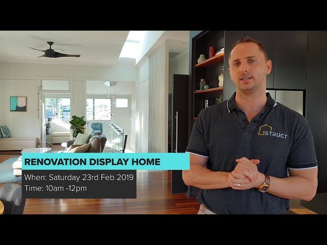 Display Home Open Home