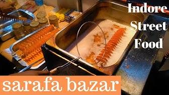 Indore Street Food I Sarafa bazar I Indore I M.P. I ep 2