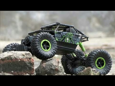 Best Rc Monsters Truck 1 18 Unboxing Review In India From Amazon India Youtube