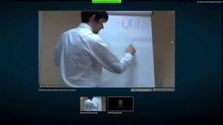 Как проходит дистанционное обучение с инструктором в УЦ КУДИЦ