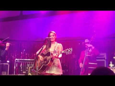 Kacey Musgraves Stupid- Tulsa Oklahoma 10/11/15