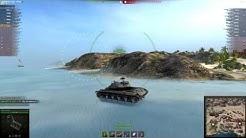 World of Tanks ja T49 ja vanha kunnon hylly