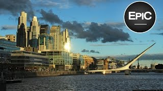 Quick City Overview: Buenos Aires, Argentina (HD)