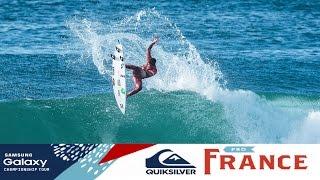 Le Quik Pro France sans Kelly Slater et Josh Kerr