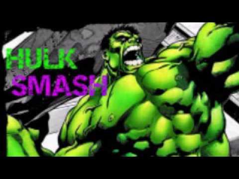 HULK SMASH Rap/Trap Beat (Hulk's Theme) - JACKSON BEATZ