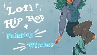 "Lofi Hip Hop + Making Chill Art | ""Mirielle"" | Keely Elle"