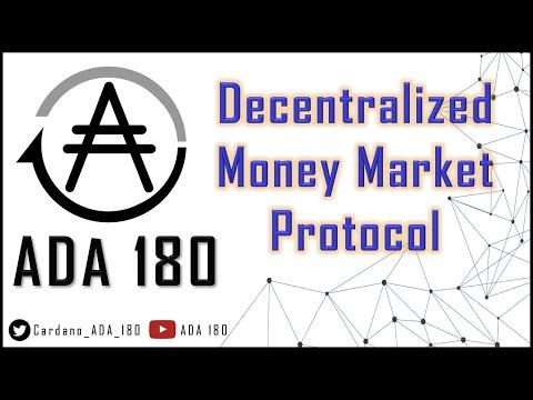 Decentralized Money Market Protocol: AADA Finance