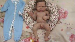 Full body silicone baby (boy) for sale/ Силиконовый мальчик Степа
