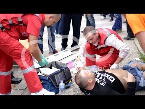 Pucnjava u centu Bihaća: Jedna osoba ranjena  (ABC.ba)
