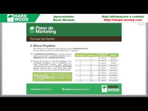 Plano de Negócios Hardwood Green Investments