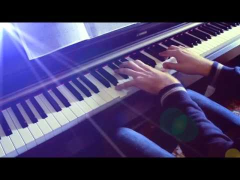 The Rasmus - Livin' In A World Without You - piano(cover)