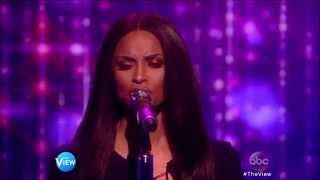 Ciara I Bet The View 2015 05 06