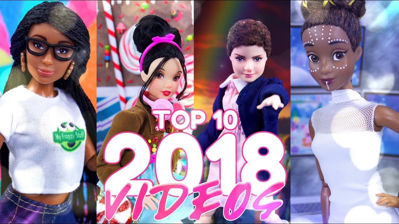 Top 10: Froggy's Top 10 Favorite Videos from 2018 | My Youtube ReWind