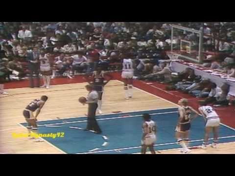 Jamaal Wilkes 1980 Finals: 37pts, Gm 6 vs. 76ers