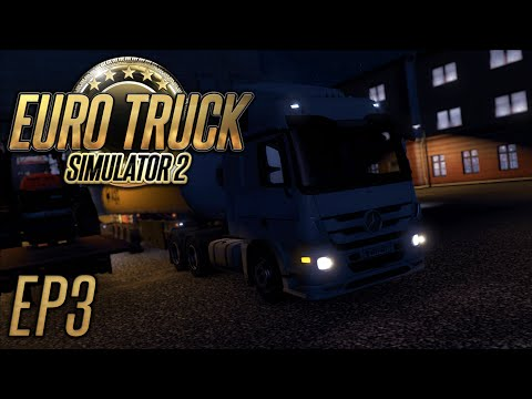 Euro Truck Simulator 2: Fuel Tanker - Episode 3