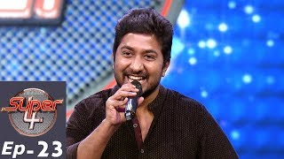 Super 4 I Ep 23 Vineeth Sreenivasan On The Floor I Mazhavil Manorama