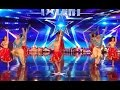 London School of Bollywood with an UNEXPECTED Audition | Audition 3 | Britain's Got Talent 2017