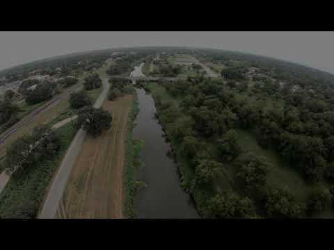 Pleasanton, TX From The Air