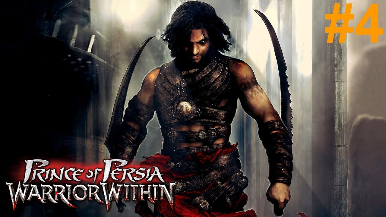 PRINCE OF PERSIA - WARRIOR WITHIN #4 | Gigantes de Areia !!!!
